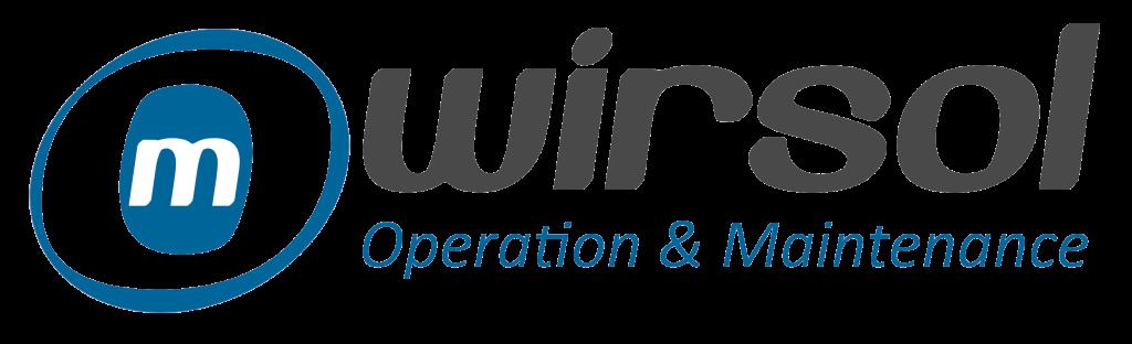WIRSOL Operation & Maintenance Logo