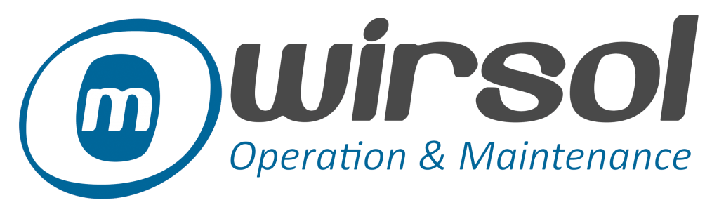 WIRSOL Operation & Maintenance Logo